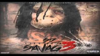 SD - Gun Smoke (feat. Ballout) [Life Of A Savage 3] Official
