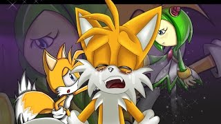 Tails And Cosmo My Silent Scream [AMV]