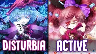 Nightcore - Disturbiactive (Switching Vocals)