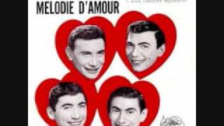 The Ames Brothers - Melodie D'Amour (Melody of Love) (1957) width=
