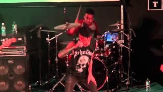 REVENGE THE FATE  -  LIVE AT SAMARINDA METAL FEST 7