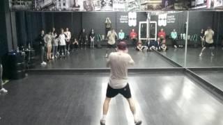Choreography by Maxim Kovtun (Problem: Keep on Pushin)