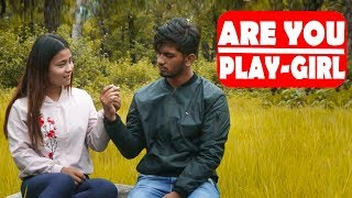 Are You Playgirl |Modern Love |Nepali Comedy Short Film|SNS Entertainment