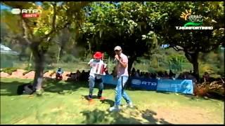 RTP1 VERÃO TOTAL - John Diaz & Jay C feat. Pm Akordeon - Baila Comigo @ Termas de Monfortinho