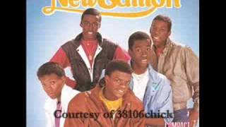 "New Edition -- ""Maryann"" (1984)"
