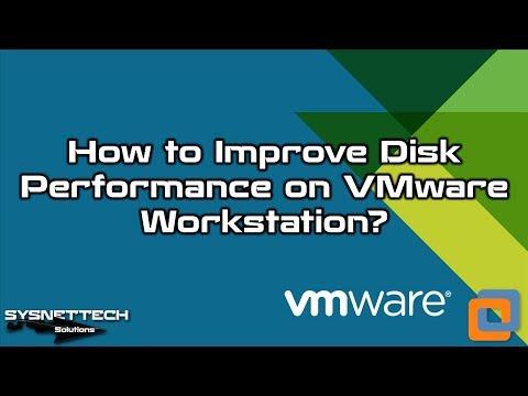 VMware Sanal Makine Hızlandırma