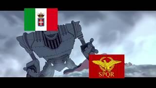 [HOI4]When Italy recreates the Roman Empire