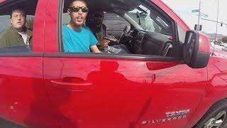 Road rage video in Henderson goes viral