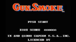 Gun.Smoke (NES) Music - Comanche Village