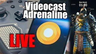 """Videocast Adrenaline: Android """"O"""" 8.0 e as animações de Mass Effect Andromeda"""