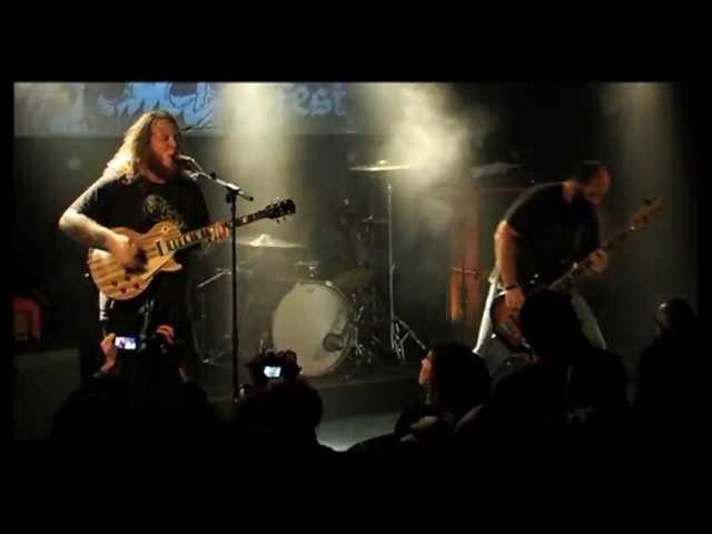 Video en directo de Midnight Ghost Train - ''Canfield'' París 2003