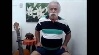 Zeca Bico de Ouro imitando o Passáro Uru e Inhambu guaçu