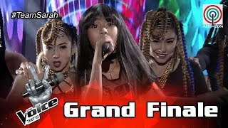 The Voice Teens Philippines Grand Finale: Jona Soquite - Just Dance