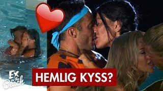 Ex on the Beach Sverige | Bästa 'love is in the air'-scenerna