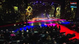 "Marcel Pavel - Nessun Dorma (""Sport Accord"" Euronews Awards)"