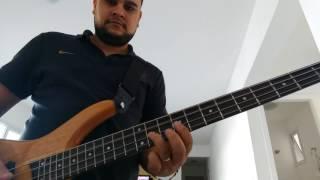 Grande é o Senhor - Cover Bass