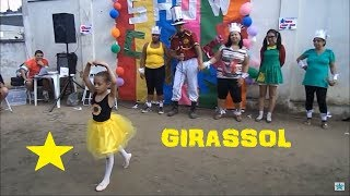 #Show Criança. GIRASSOL by Klara Freitas