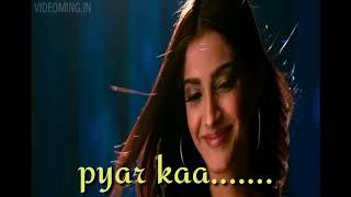Bahara whatsapp video  i hate love story  New whatsapp video with lyrics / bahara / lovely song