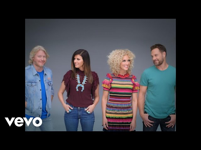 happy people by big little town