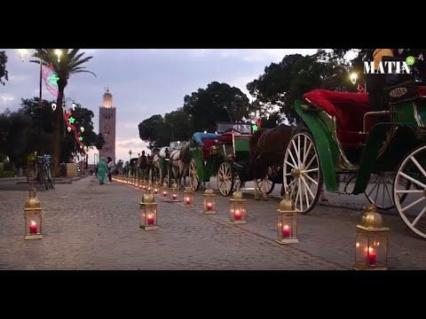 Video : Marrakech : Quand les bonnes énergies se rassemblent pour faire revivre une ville
