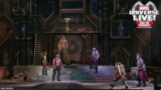 Marvel Universe LIVE! Featuring the Guardians of the Galaxy