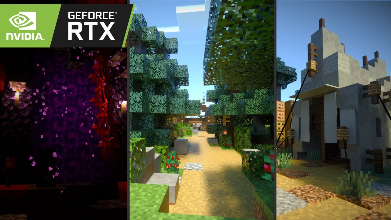 DaphneElaine - My Survival World in Minecraft RTX!