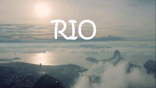 Rio, Brazil - Soundtrack by Ludovico Einaudi.