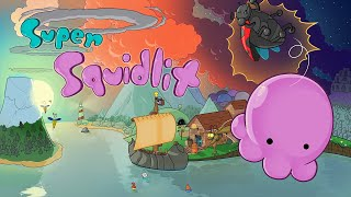 Super Squidlit launches on Switch this month