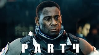 Call of Duty Infinite Warfare Walkthrough Gameplay Part 4 - Moon Port Feed