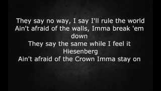 Walk Off The Earth-Rule the World Lyrics