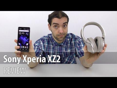 Sony Xperia XZ2 Review în Limba Română