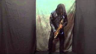 Karaoke Sax-Walk on the Wild Side-Cover-By Lou Reed