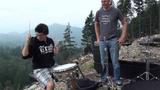Cobus | Kings and Queens Drum Cover - Behind The Scenes