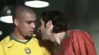 Brasil vs Portugal - Comercial da Nike