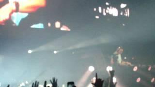 Tiesto Club Life Tour Mexico 30-09-2011 - Delerium ft. Sarah McLachlan - Silence