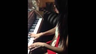 Ashley singing skinny love by birdy