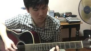 King of my heart - John mark McMillan (guitar fingerstyle)