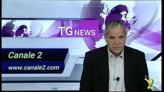TG NEWS 24 - LE NOTIZIE DEL 02 MARZO 2021  tutti gli aggiornamenti su www.canale2.com - visita il nostro canale youtube https://www.youtube.com Canale2 TP E-mail redazionecanale2@gmail.com