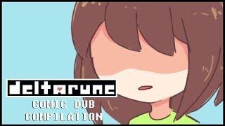 Funny Deltarune Comic Dub Compilation