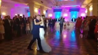 Pierwszy taniec Ani i Dawida/ Sylwia Grzeszczak-Tęcza/Studio Tańca Twist
