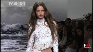 ZIMMERMANN Highlights Spring 2020 New York - Fashion Channel