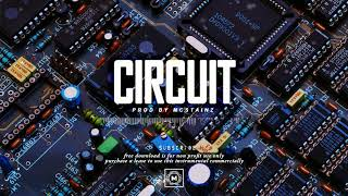 "[FREE] ""CIRCUIT"" Dancehall x Afrobeat x Patoranking x Stonebwoy Type Beat Instrumental 2018"