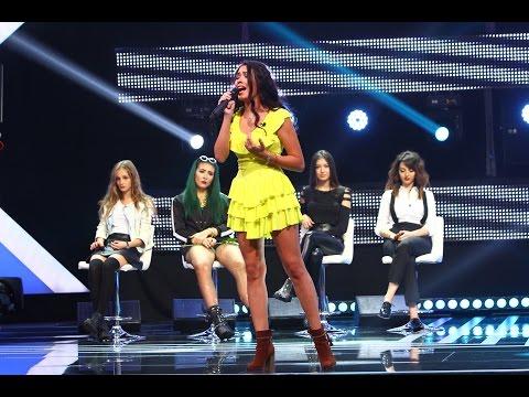 James Arthur - Impossible. Vezi aici cum cântă Letiţia Roman la X Factor!