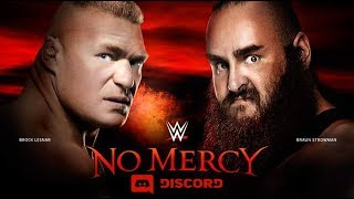 nL Live on Discord - WWE No Mercy 2017!
