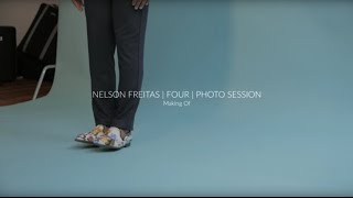 Nelson Freitas - Four (Photo shoot)