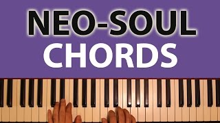 Neo Soul Chords for Beginners: Simple Principles for Voicing Them width=