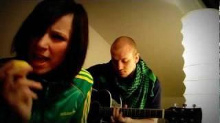 Korn - Make Me Bad - acoustic cover by Mojca Zalar & Peter Pavičić