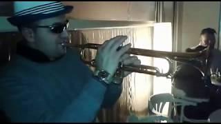 Jazz trumpet  -  deep house music(1)