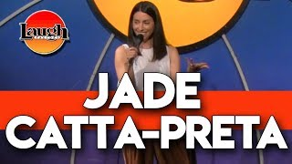 Jade Catta-Preta | Jealous Ménage-à-trois | Laugh Factory Stand Up Comedy