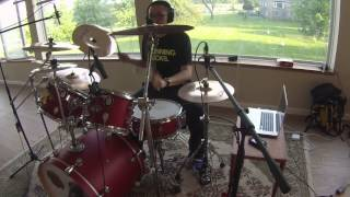 Be Quite and Drive (Far Away) - Deftones. Drum Cover Ft. Trumpeter Swans (!)